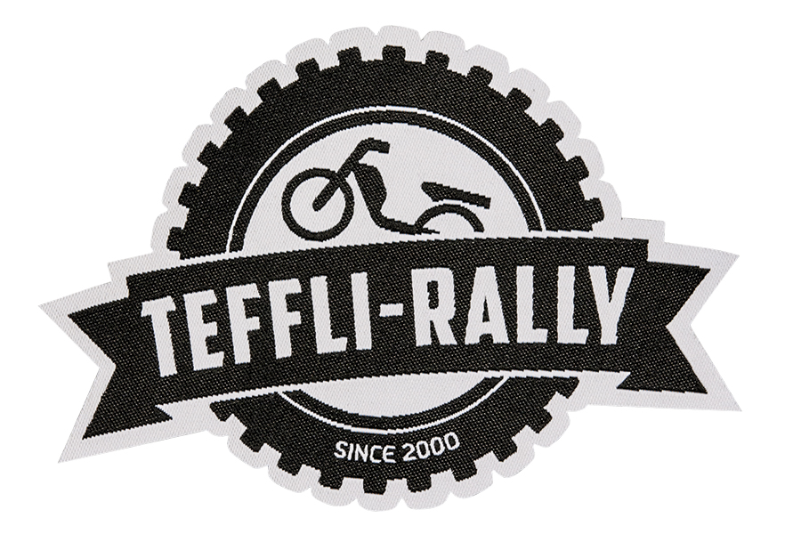 Teffli-Rally Patch